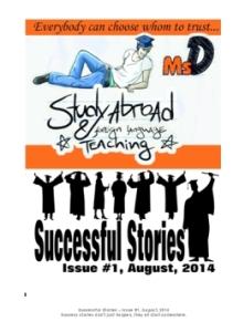 Мис Диамандиева ООД - Successful Stories, Issue #1